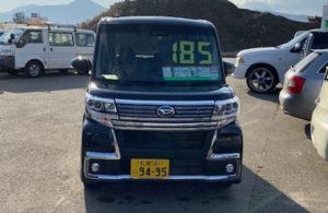 タント4WD黒3